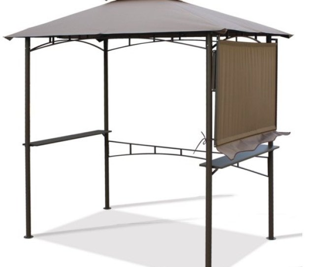 Grill Gazebo With Awning