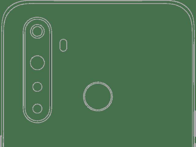 Quad Camera of realme 5 Pro