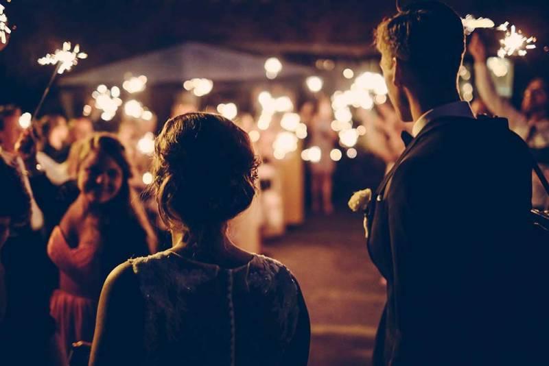 Wedding DJ Evening Banner
