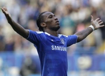 Didier Drogba Pastikan Tetap di Chelsea