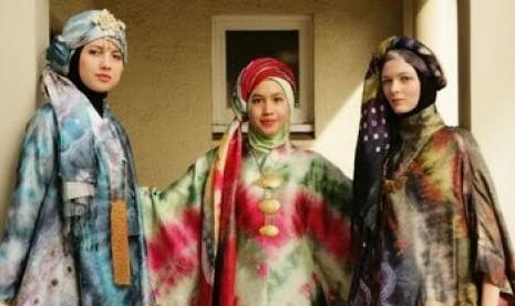 Fesyen Muslim dunia
