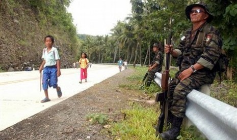 Muslim Moro Yakin OKI Selesaikan Perdamaian Mindanao