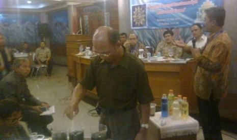 Kader Muhammadiyah Temukan Formula Penjernih Limbah Batubara