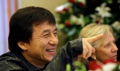 Terbaru, Jackie Chan Pensiun Main Film Laga