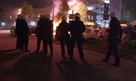 Kerusuhan Stockholm