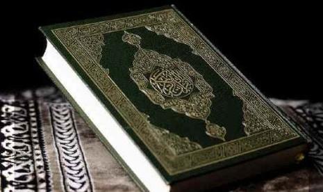 Kitab Suci Alquran (ilustrasi).