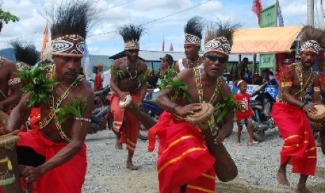 Lake Sentani Festival