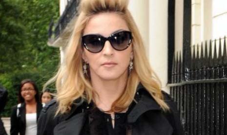 Wuih, Ini Dia Gaya Rambut Terbaru Madonna, Cocok tidak?