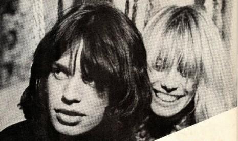 Mick Jagger saat masih kuliah di London School of Economics