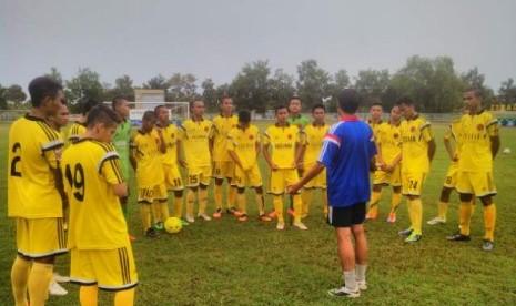 Membaca Arah Bola: Alumni timnas U16 di tim SKO Ragunan ...