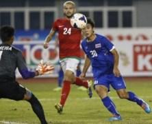 Video: U23 Indonesia vs U23 Thái Lan