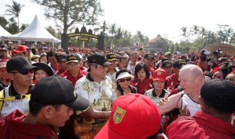 Pesta Bir di Acara Presiden, Pemprov Jateng Lepas Tangan