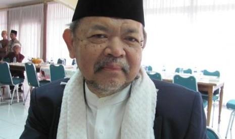prof ali yakub imam besar Masjid Istiqlal Jakarta