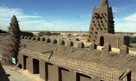 Situs Warisan Islam Timbuktu Terancam