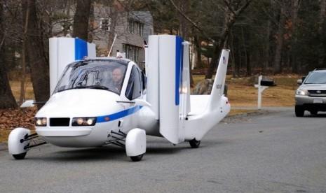 Mobil Terbang Transition Siap Diorder, Mau?