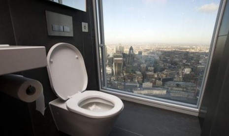 Ini Dia Toilet Terindah di Dunia