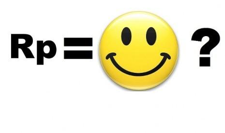 Uang dan Kebahagiaan (ilustrasi)