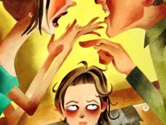 Rem Sikap Buruk di Depan Anak