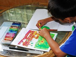 Ingin Anak Cerdas? Ajak Menggambar