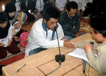 Jamaah Ahmadiyah Cianjur Tobat