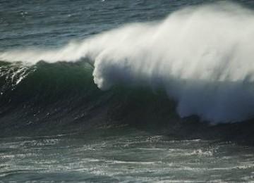 Gelombang Laut (ilustrasi)