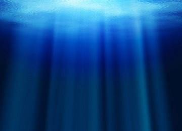 Lautan nan dalam (ilustrasi)
