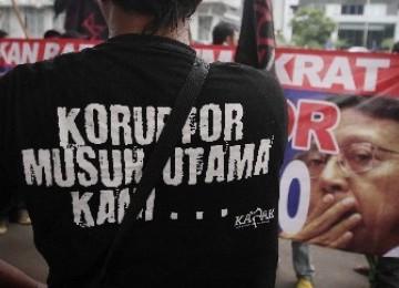 Hijrah dari Suasana Korupsi ke tidak Korupsi
