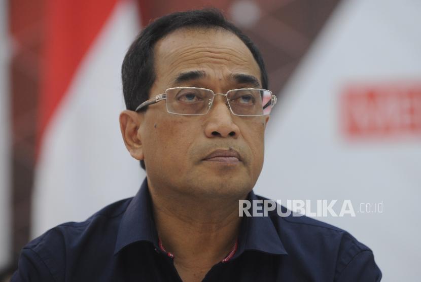 Menteri Perhubungan - Budi Karya Sumadi