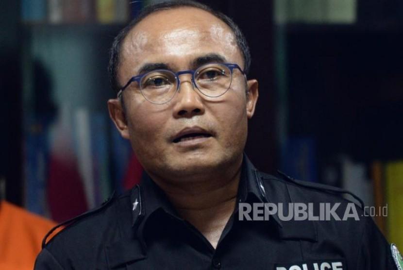 Direktur Tindak Pidana Narkoba Bareskrim Polri - Brigjen Pol Eko Daniyanto