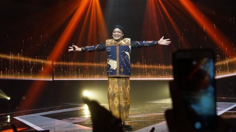Didi Kempot Bersiap Konser Perayaan Karier 30 Tahun Republika Online
