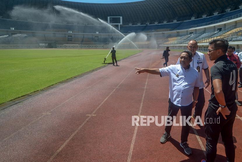 Stadion GBLA Akan Diserahkan kepada Persib Bandung