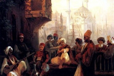 Dunia Islam (ILustrasi)