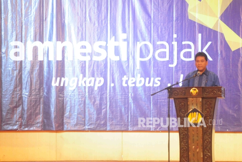 Ketua Asosiasi Pengusaha Indonesia (Apindo) Hariyadi Sukamdani.