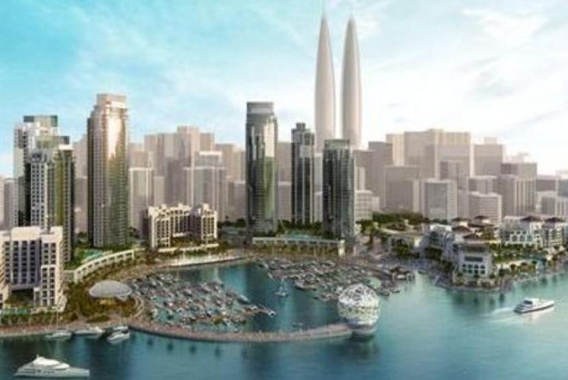 Kota Dubai, Uni Emirat Arab