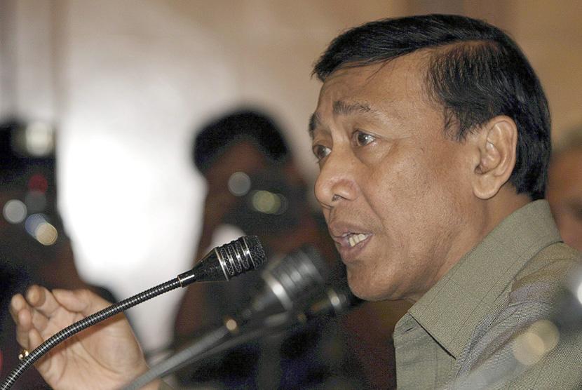 Menkopolhukam Wiranto