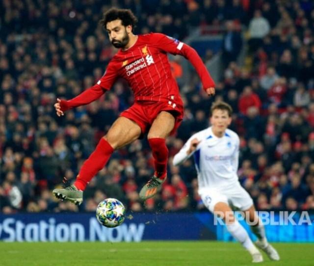 Alisson Mohamed Salah Semakin Percaya Diri Di Liverpool