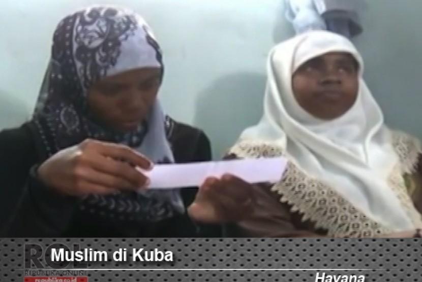 Muslim di Kuba