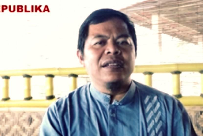 Direktur Pusat Kajian Hadis (PKH) Jakarta, Dr Ahmad Lutfi Fathullah