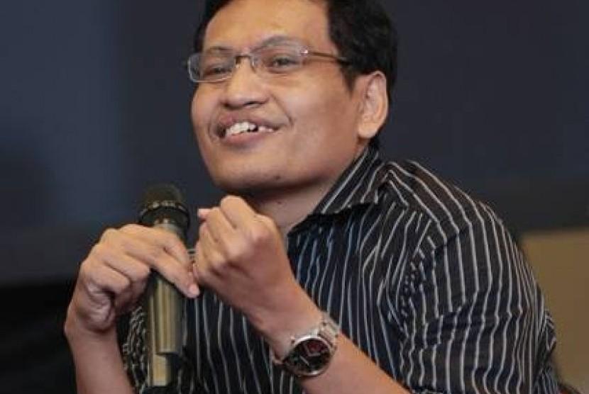 Pendiri Jaringan Islam Liberal (JIL) Ulil Abshar Abdalla.