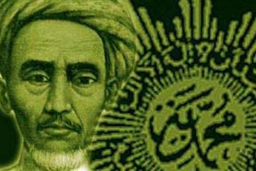 Pendiri Muhammadiyah, KH Ahmad Dahlan (ilustrasi).