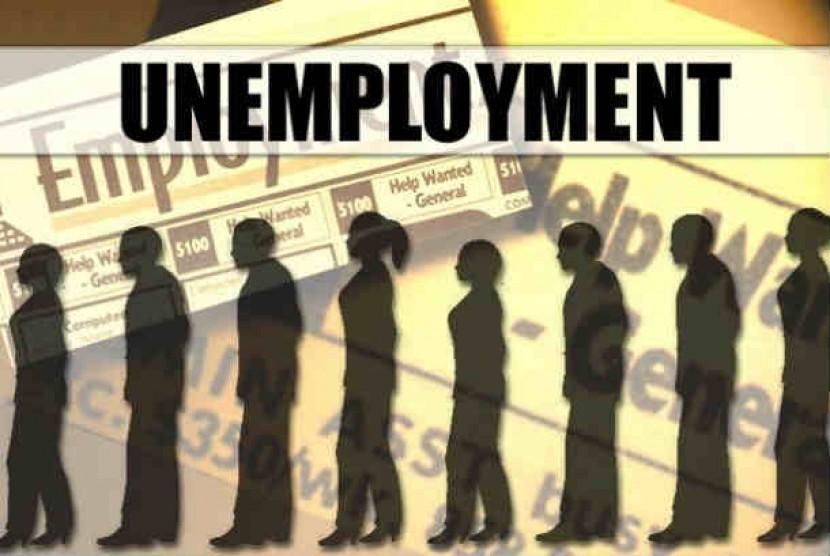Pengangguran (ilustrasi)