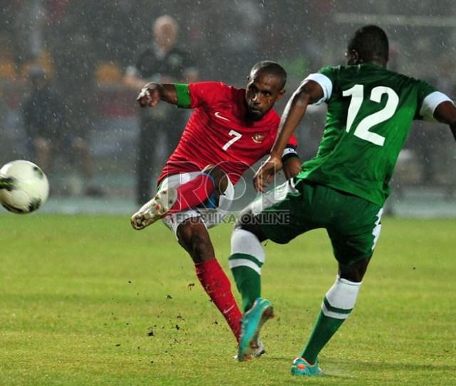 Cuplikan Pertandingan Timnas Indonesia Vs Arab Saudi Republika