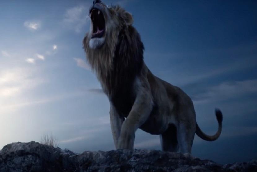 Versi Baru The Lion King Suguhkan Sejumlah Lagu Anyar Republika Online