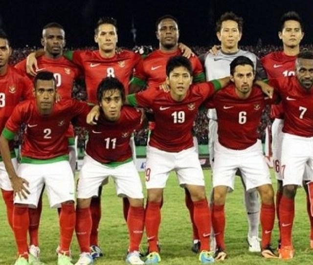 Daftar  Pemain Timnas Indonesia Versus Arab Saudi Republika Online