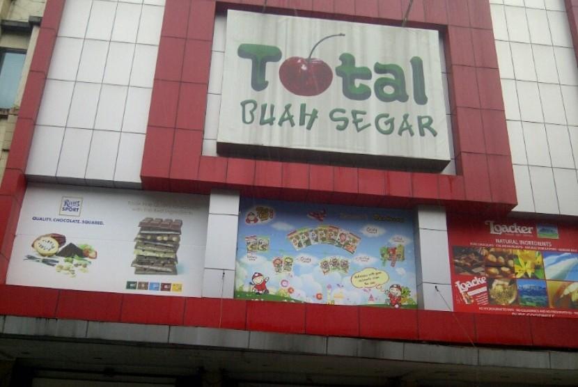 Toko Buah Total
