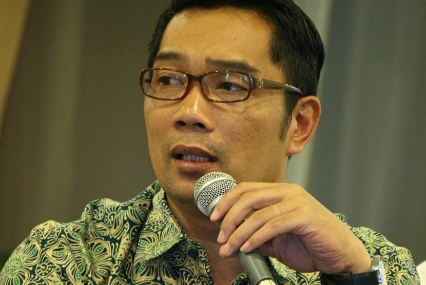 Wali Kota Bandung_Ridwan Kamil