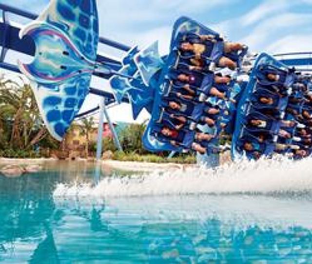 Seaworld Orlando In Orlando Fl