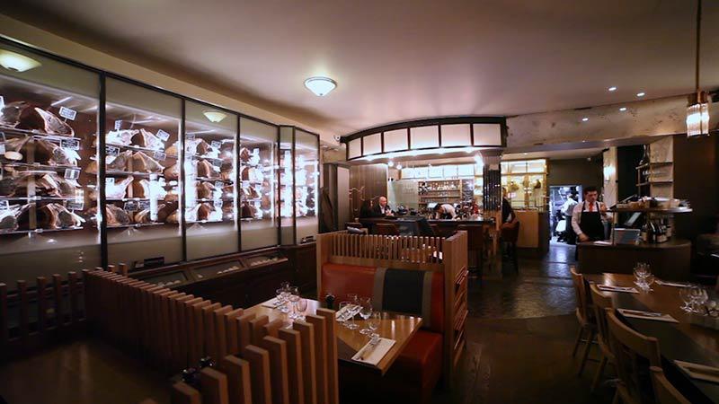 Restaurant Tapas Paris 9