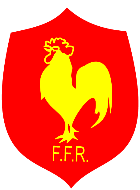 Logo FFR Rugby Equipe de France