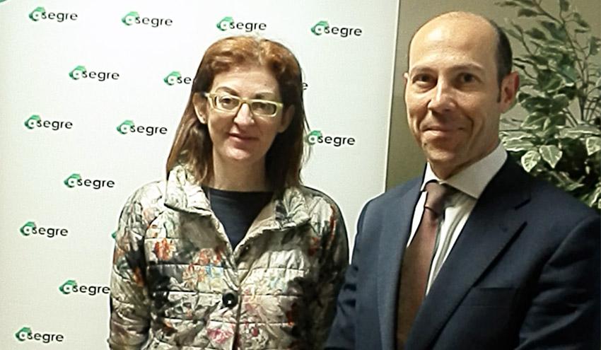 Los gestores de residuos trasladan las preocupaciones del sector a la eurodiputada Maite Pagazaurtundúa